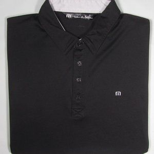 NWT TRAVIS MATHEW ~ Pima Cotton Blend Golf Shirt